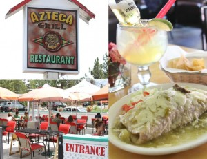 Azteca Grill in Big Bear